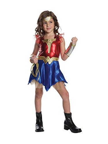 - 41PFOZVaonL - Imagine by Rubies Wonder Woman Deluxe Dress-Up Costume