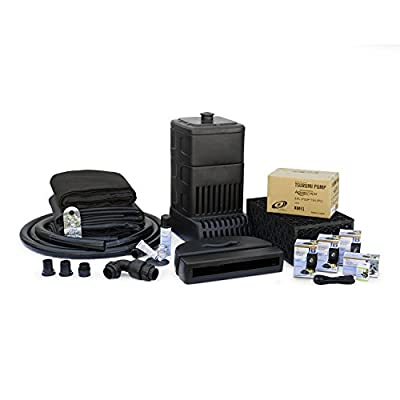 Aquascape Complete Waterfall Kit with 26 Feet Stream | Large | 5PL - 5000 Pump