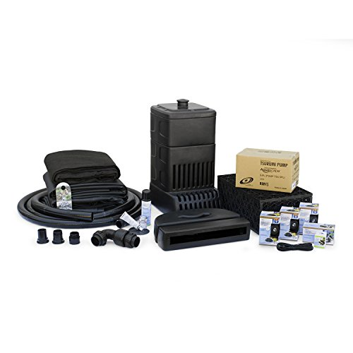 Aquascape Complete Waterfall Kit with 26 Feet Stream | Large | 5PL – 5000 Pump