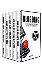 ★★ Get the Kindle version FREE when purchasing the Paperback! ★★Win the Blogging Warfare in 2019 This updated 4 steps collection is the result of more than 15 years of experience and it includes all the five books contained in the Blog 4 Step...