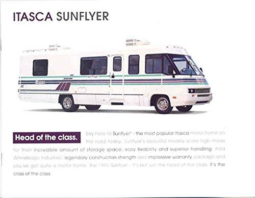 Amazon com: 1993 Winnebago Itasca Sunflyer Motorhome RV