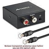 Audio Converter, AMANKA Digital to Analog Audio