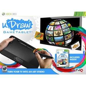 NEW uDraw Gametablet w/Studio X360 (Videogame Software)