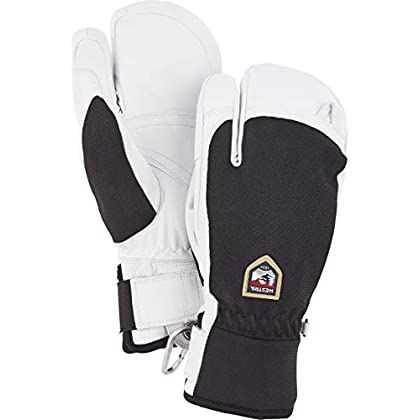 Image of Cold Weather Gloves Hestra Army Leather Patrol 3 Finger Glove - Men's