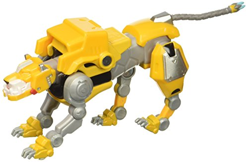 Voltron Yellow Lion Die Cast Action Figure