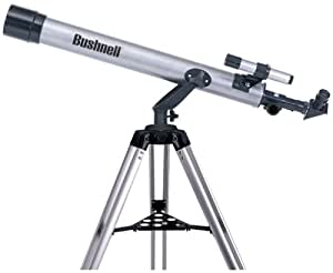 Bushnell 78-9512 Deep Space 420 x 60mm Refractor Telescope