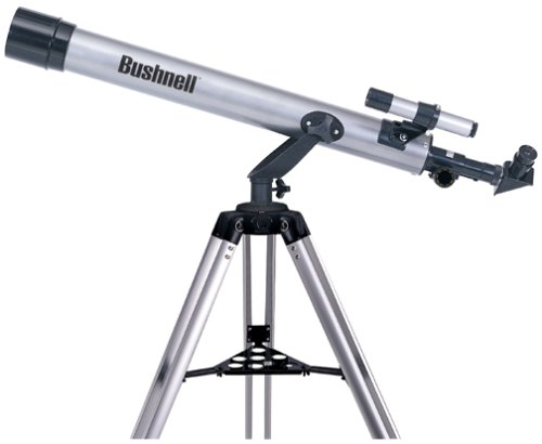 Bushnell 78-9512 Deep Space 420 x 60mm Refractor Telescope