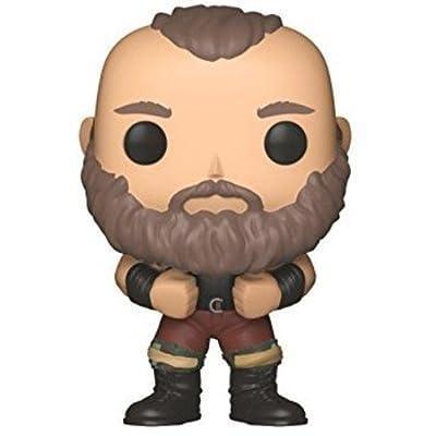 Funko POP! WWE: - Braun Strowman Collectible Toy: Funko Pop! Wwe:: Toys & Games
