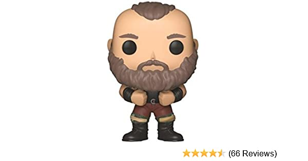 Funko POP WWE: Braun Strowman Collectible Toy 24823 Accessory Toys /& Games