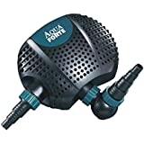 AquaForte O-20000 Plus Filter-/Teichpumpe 19m³/h, Förderhöhe 7m, 200 Watt