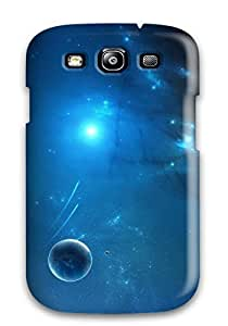 Excellent Galaxy S3 Case Tpu Cover Back Skin Protector Planets