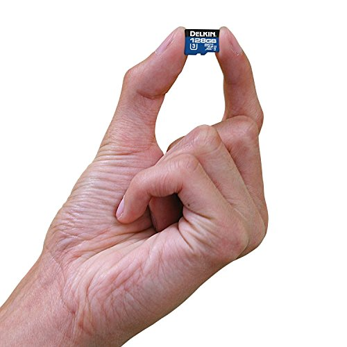 Delkin microSDXC 1900X UHS-I/UHS-II (U3) Memory Card, 128GB (DMSD1900128G) by Delkin (Image #4)