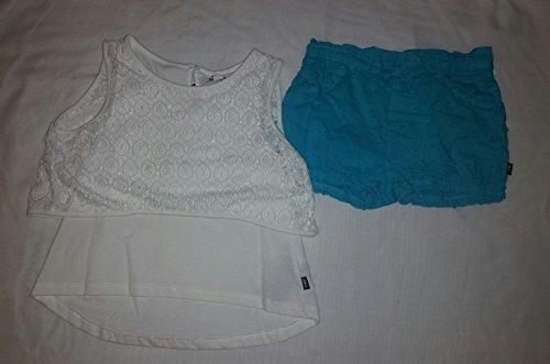 dkny-girls-2-piece-short-set-4t-white-turquoise