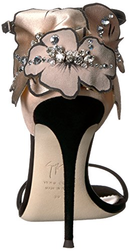 sale best store to get Giuseppe Zanotti Women's E800077 Heeled Sandal Flesh new styles cheap price SYKBwrsrtw