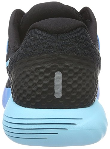 Zapatillas Royal Deep Nike de Entrenamiento Lunarglide Blue Negro Mujer 8 Color Multi Black 1vEqP6wvrn