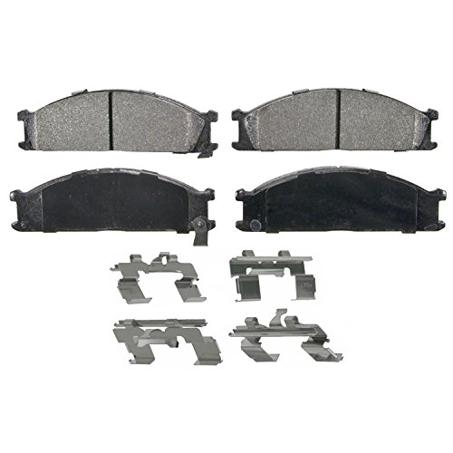Compare Price To Nissan Frontier 2001 Brake Pad