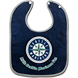 WinCraft MLB Seattle Mariners WCRA0117914 All Pro Baby Bib