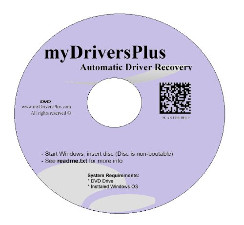 Toshiba Satellite P205D-S7436 Drivers Recovery Restore Resource Utilities Software with Automatic One-Click...