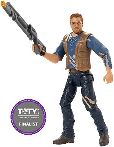 Jurassic World Owen Lockwood Battle Figure]()
