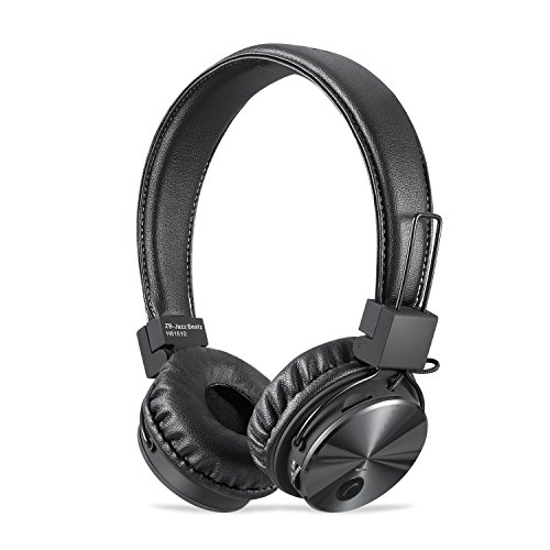Zoook ZB-Jazz Beats Wireless On-Ear Bluetooth Headphones With In-built FM