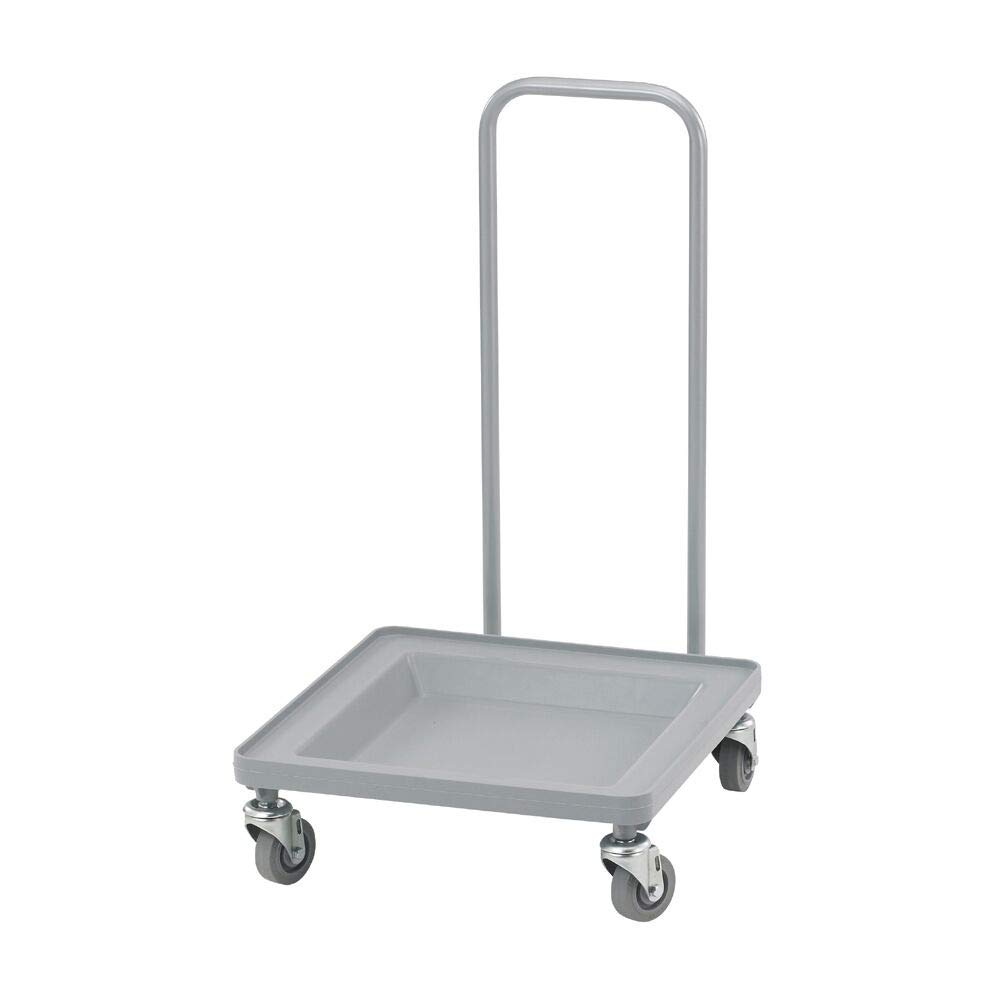 Cambro (CDR2020H151) Plastic Camdolly w/Chrome Handle - for Dish Racks