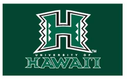 NEOPlex Hawaii College Traditional Flag