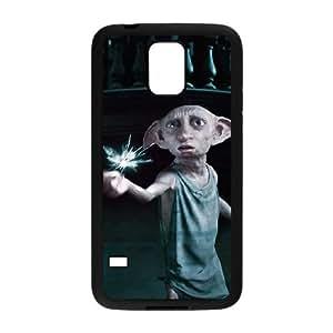 caso de Harry Potter Pantip P8H51M0KR funda Samsung Galaxy S5 funda IN8Q12 negro