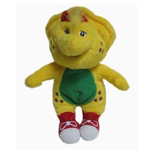 Amazon Com Barney Friend Plush Toy 12 Bj Toys Games