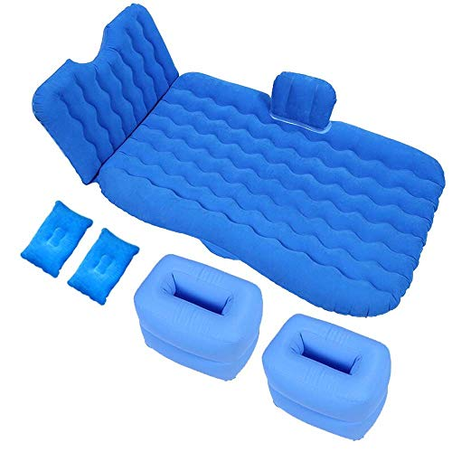 MKXF Inflatable Mattress Sharp 3 Dedicated Rear Seat Cushion Airborne Travel Bed Rear Seat Special,A: Sports & Outdoors