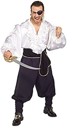 Value Costume Male Pirate Swashbuckle