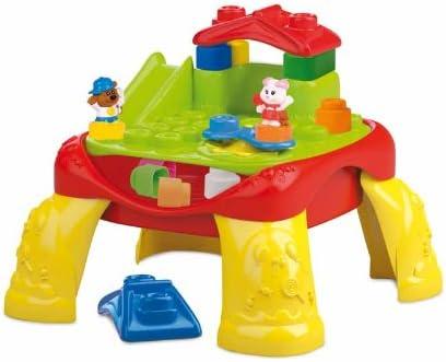 Clementoni 14817.2 - Mesa de actividades: Amazon.es: Juguetes y juegos