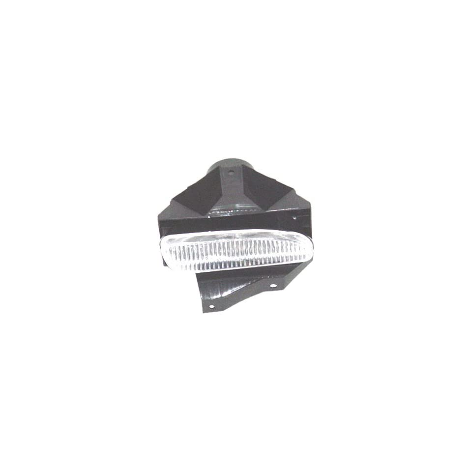 OE Replacement Ford Mustang Passenger Side Fog Light Assemblyy (Partslink Number FO2593178)
