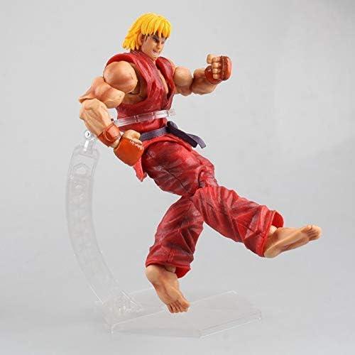 Ken Anime Cartoon Game Character Model Standbeeld High 23cm Toy 23cm Jzx-n