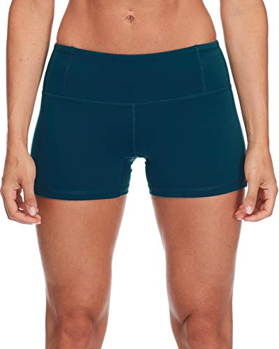 Shorty Body Glove - Body Glove Active Women's GET Shorty Performance FIT Activewear Short, Oceanic, X-Large