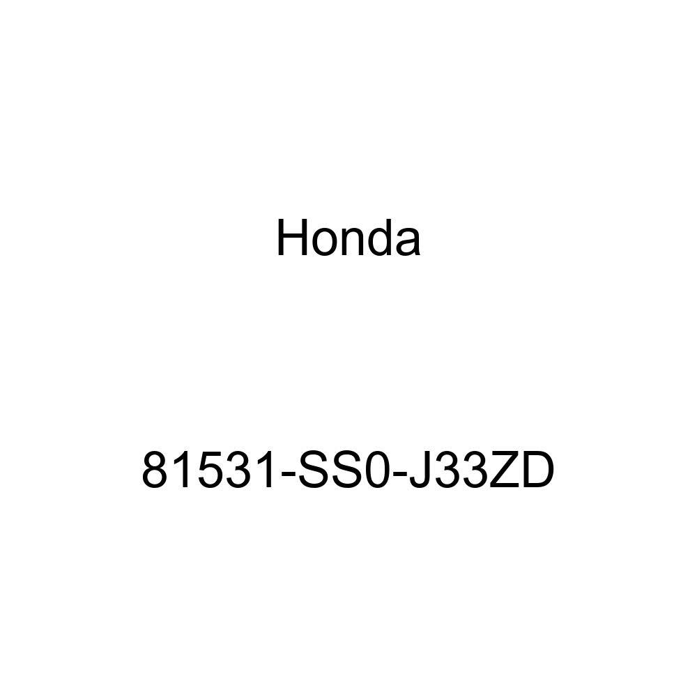 Front Left Honda Genuine 81531-SS0-J33ZD Seat Cushion Trim Cover