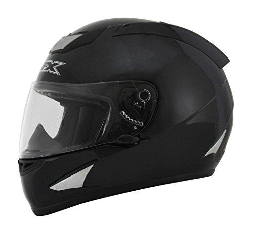 AFX FX-95 Solid Helmet (Black, XX-Large) - 20 Afx Helmets Fx