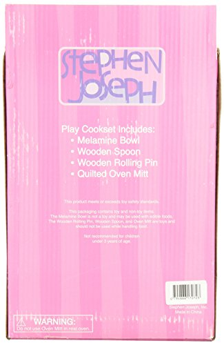 Stephen Joseph Cook Set, Cupcake