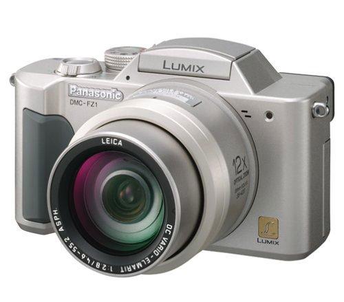 Panasonic Lumix DMC-FZ1S 2 MP Digital Camera w/12x Optical Zoom (Silver)