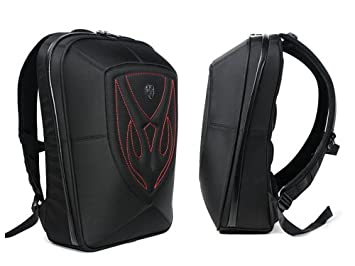 4756291b6a Image Unavailable. Image not available for. Color  Zeyner Backfire Ballistic  Nylon Laptop Backpack