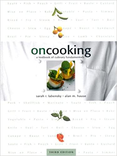 On cooking a textbook of culinary fundamentals 3rd edition sarah on cooking a textbook of culinary fundamentals 3rd edition 3rd edition fandeluxe Images
