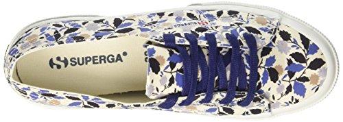Adulte Sneakers Superga Fabriclibertyw Bleu 2750 Beige Bleu Basses Mixte Bleu wq7x7EXr
