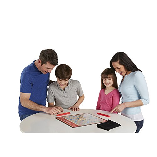 41PFZIL7EoL - Hasbro Scrabble Crossword Game