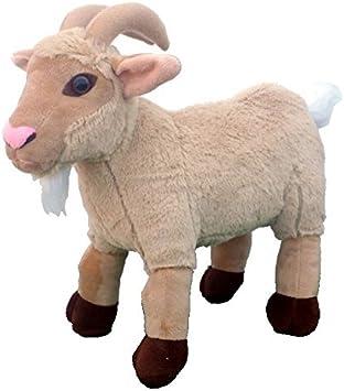 Adore 15 Billy Goat Plush Stuffed Animal Toy