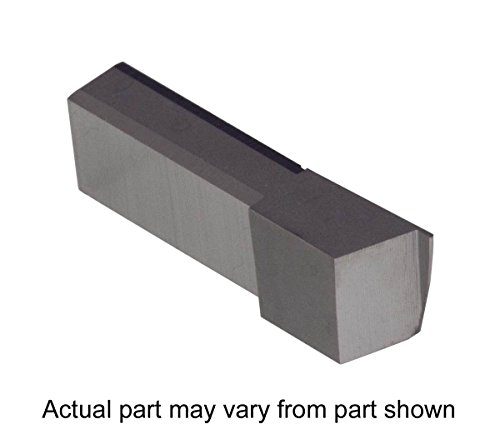 Uncoated Carbide Full Radius Grooving Insert for Non-Ferrous Alloys THINBIT 3 Pack LGT035D5LFR 0.035 Width 0.100 Depth Aluminium and Plastic Without Interrupted Cuts