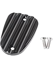 GZYF CNC Motorcycle Brake Master Cylinder Cap Cover Replacement Compatible with Triumph Bonneville T120 America Speedmaster