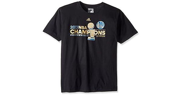 adidas Golden State Warriors 2017 NBA Champions Locker Room ...