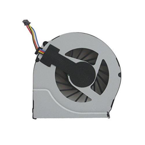 SUNMALL CPU Cooling Fan for HP Pavilion G4-2000 G7-2000 G6-2000 Series Laptop - 4 Pin, 4 Connector