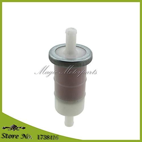 Laliva 5pcs 3//8 10mm Fuel Filter for Honda CBR600 CBR900RR Hawk 650 CBR 1000F 400 600 900 800 1200 1500 OEM 16900-MG8-003