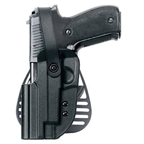Kydex Thumb Break Paddle Holster (Kydex Paddle Holster w/Thumb Break, Size 22, LH)