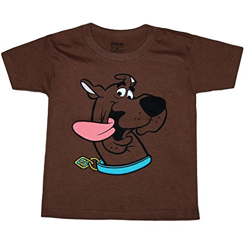 Scooby Doo Face Toddler T-Shirt-3T]()